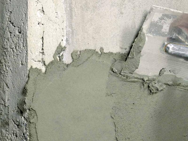 Цементный раствор для черновой штукатурки стен как сделать крепкий цементный раствор для дорожек
