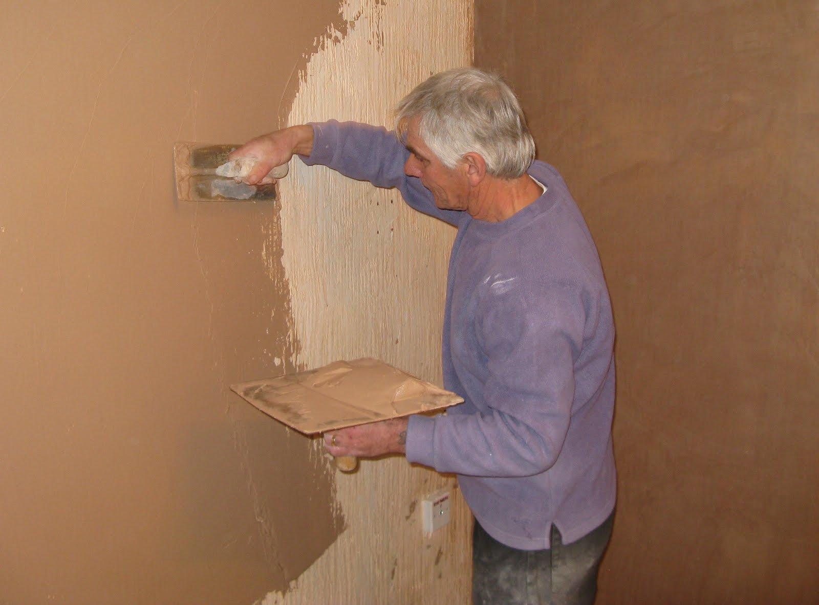 Штукатурка деревянных стен своими руками фото 742