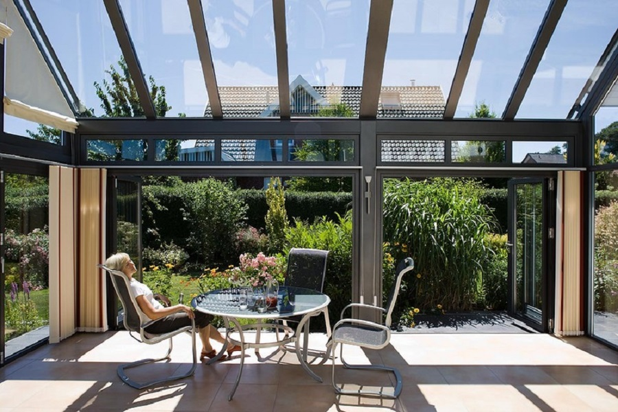 цены стеклянные веранды и террасы к дому фото яркие одновременно изысканные