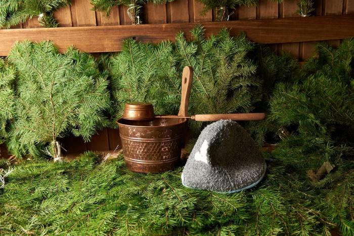 Как правильно сушить дубовые веники для бани