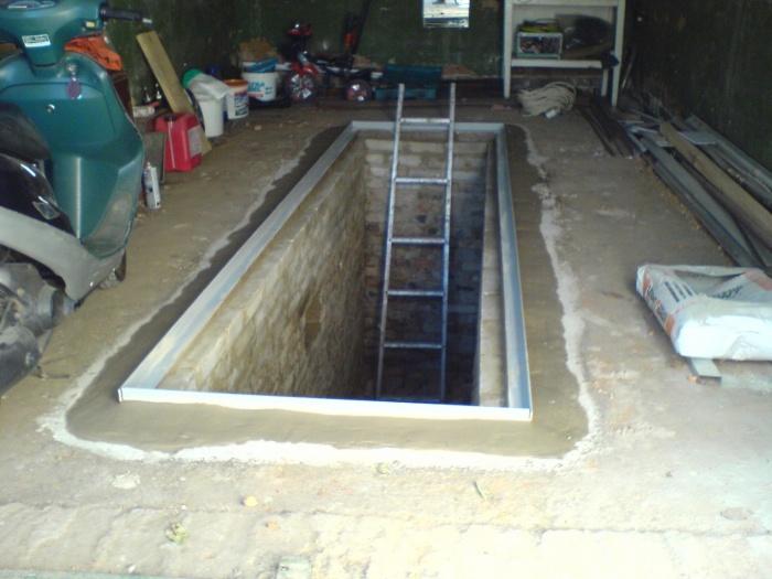 1044 image003 - Яма в гараже грунтовые воды
