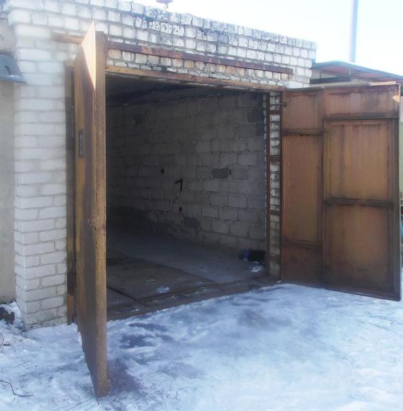гараж из железа цена
