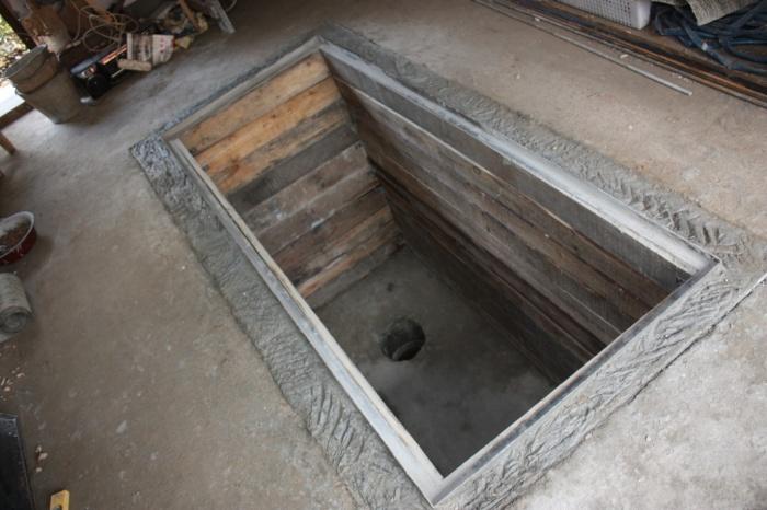 1118 image001 - Яма в гараже грунтовые воды