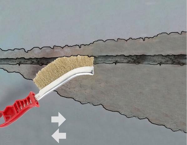 Ремонт плит перекрытия технология