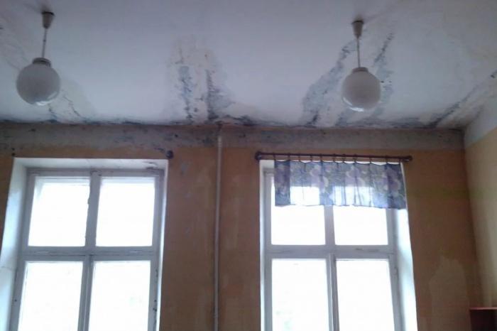 Образец заявления в ЖКХ на ремонт крыши