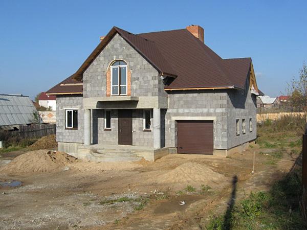 Керамзитобетон дом марки бетона б25