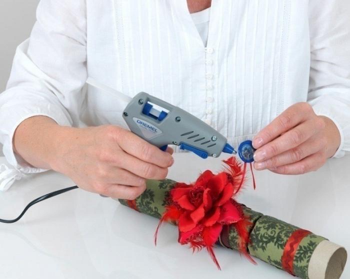 Клеевой пистолет для ткани