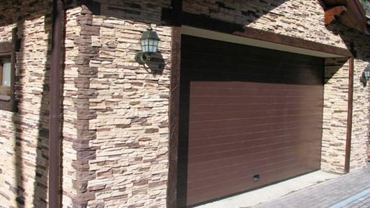 Чем отделать металлический гараж снаружи какой фирмы компрессор купить для гаража
