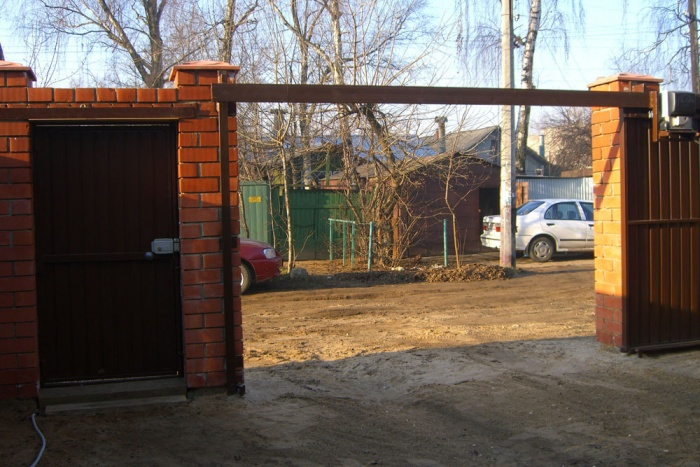 Откатные ворота своими руками: чертежи, схемы, эскизы конструкций    Механизм подвесных ворот