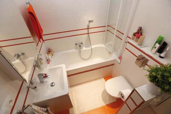 Ремонт маленькой ванной комнаты своими руками фото 582