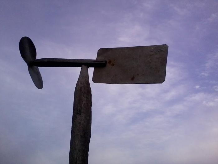 Флюгер своими руками из металла конструкция устройство