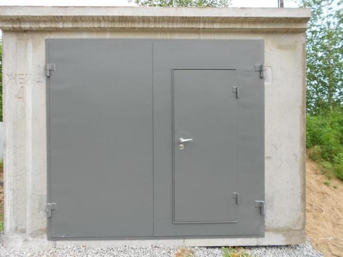 Конструкция для гаража металлические распашные купить гараж у метро купчино