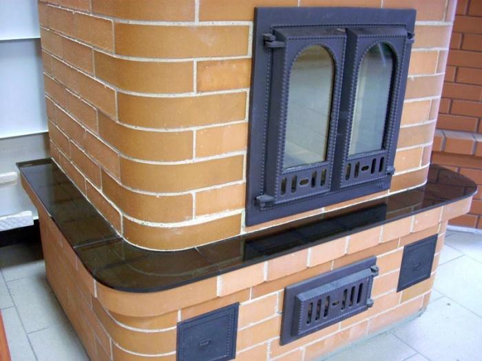 Печная дверь со стеклом: преимущества и недостатки, как выбрать и установить самостоятельно подходящую дверцу для камина