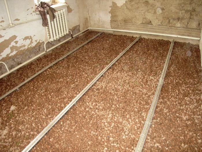 Керамзитобетон для выравнивания полов виды легких бетонов