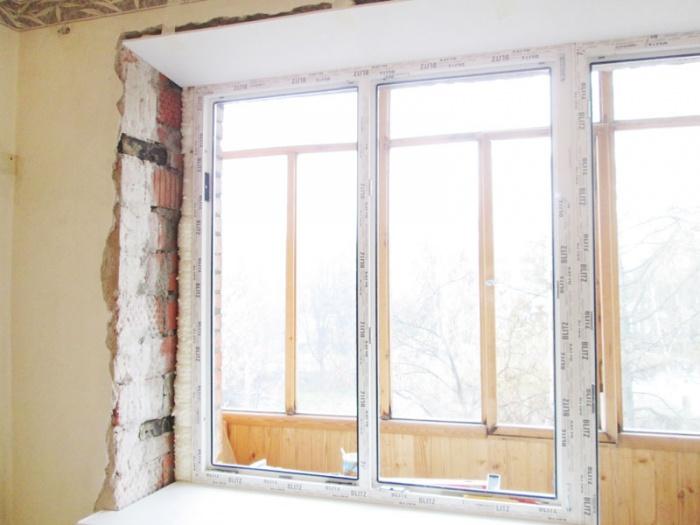 Как правильно установить пластиковое окно в доме