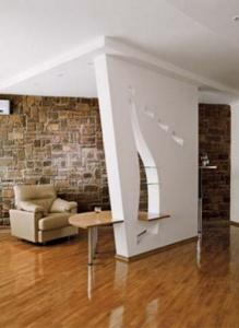 Раздвижная дверь в гипсокартонной перегородке (Фото, видео)