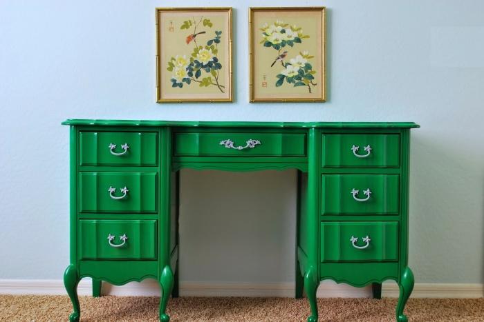 Как покрасить мебель своими руками фото 472