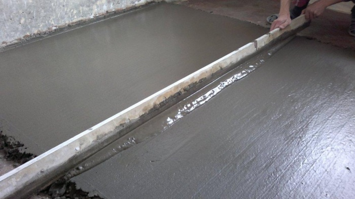 Заливка бетоном видео бетон м300 купить истра