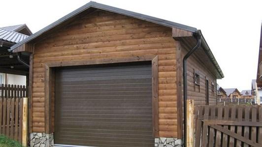 Обшивка гаража профнастилом изготовление металлических шкафов в гараж