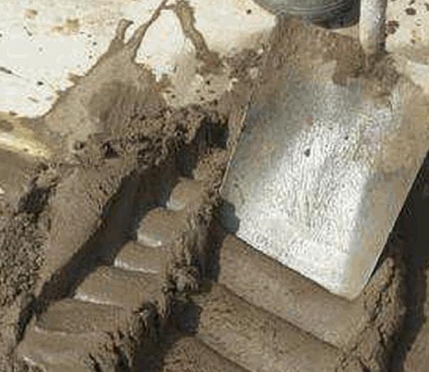 Чем клеить шамотный кирпич