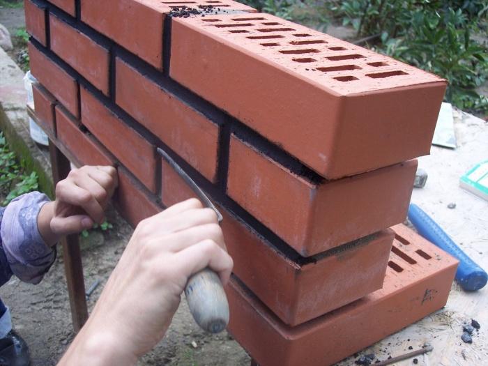 Как сделать цементный раствор черным обои бетона