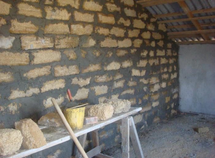 штукатурка цементным раствором тер
