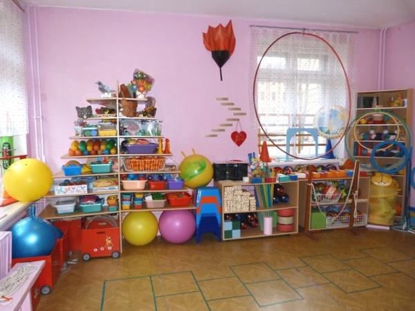 Картинки по физо для детского сада – спортивный уголок в садике   450x600