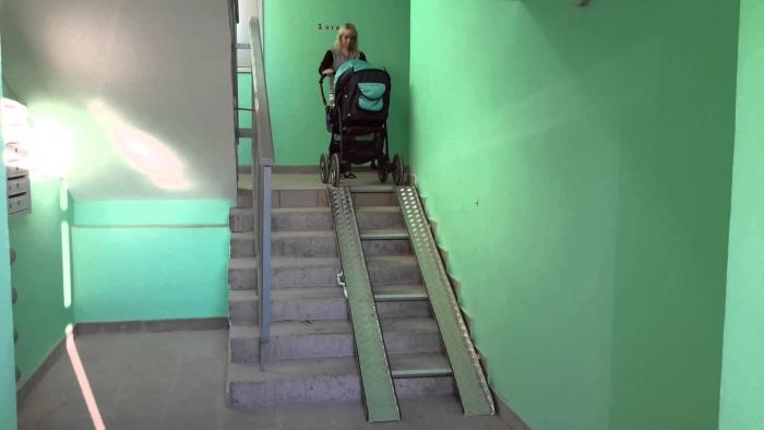 Расстояние между колесами детской коляски