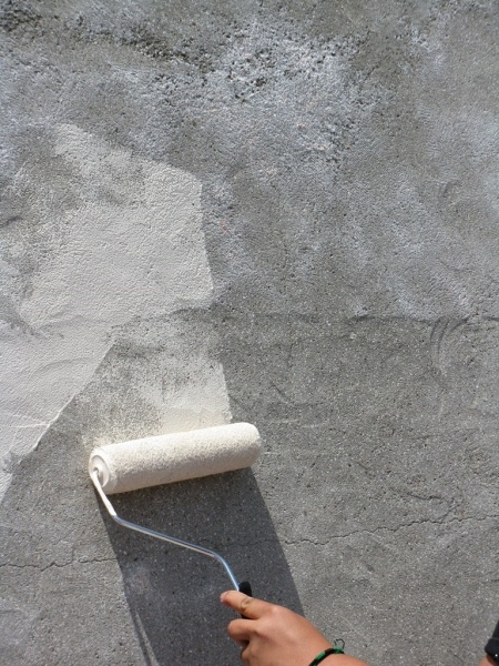 Как штукатурить стены из керамзитобетонных блоков?
