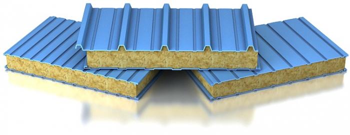 Крыша из сэндвич панелей для индивидуального строительства - Дизайн  интерьеров, фото журнал RemontGood.ru