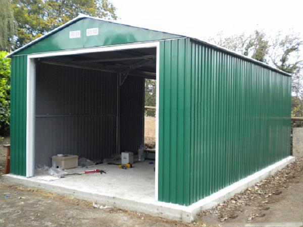 Строим сами металлический гараж купить гараж в саратове на авито