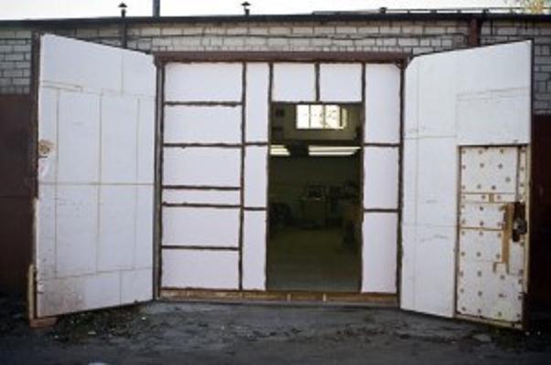 Чтобы не было конденсата металлического гаража балашиха заря купить гараж
