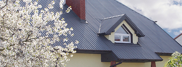 Способы монтажа профнастила на крышу