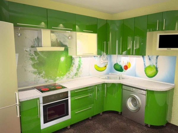 Рабочую кухню своими руками 565