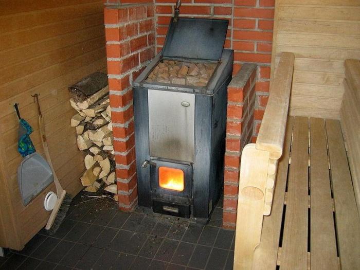 Печь для русской бани: лучшие дровяные банные печки, правильная кирпичная и идеальная с внутренней каменкой