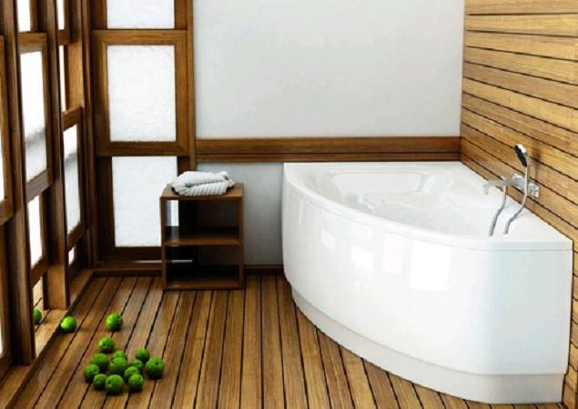 Что постелить в ванную комнату на пол