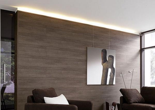 Укладка ламината на стену - варианты  пошаговая инструкция