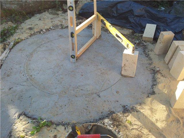 Как построить тандыр своими руками видео фото 873