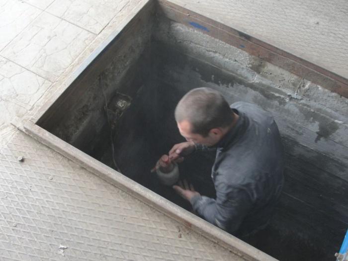 518 image002 - Яма в гараже грунтовые воды
