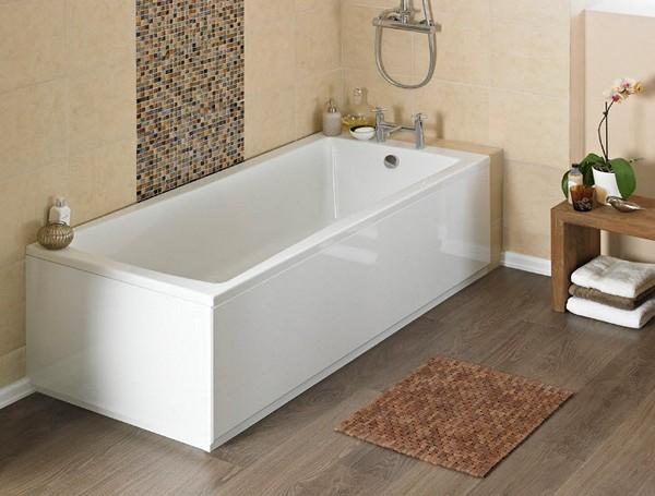 Размеры ванны стандарт чугун