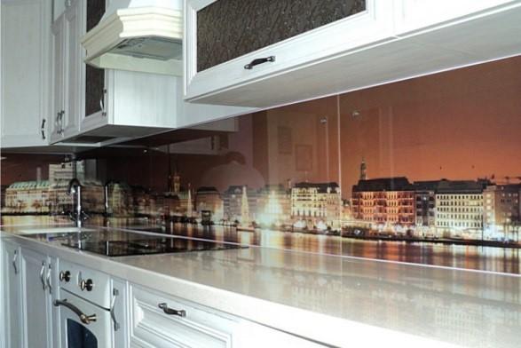 как крепить пластиковый фартук на кухне своими руками фото