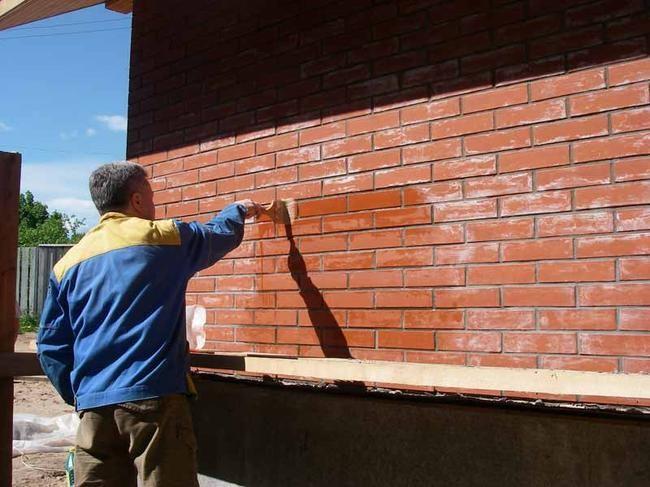 Чем очистить облицовочный кирпич от цементного раствора форум класс бетона в20
