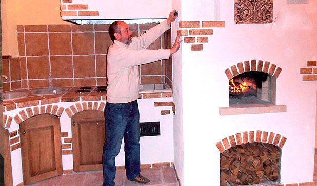 Чем покрасить печь в бане Обзор лучших подходящих материалов