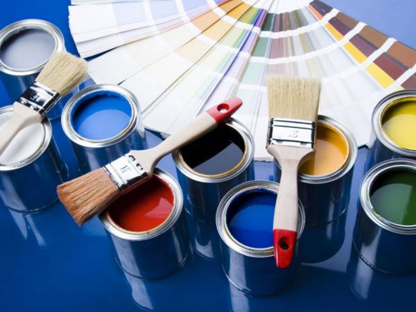 Расход краски на 1 кв м поверхности стен как рассчитать количество на 1 м2 и сколько нужно эмали для покраски стен точный расчет