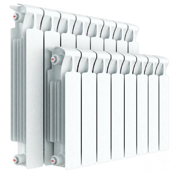 Какая максимальная теплоотдача секций радиаторов отопления?