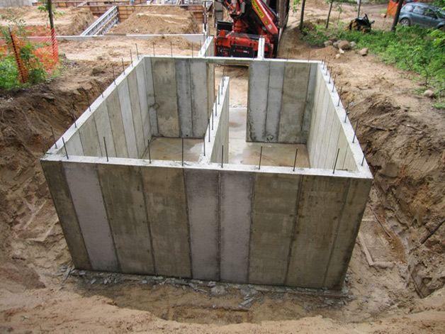 Бетон погреб бетон купить гост