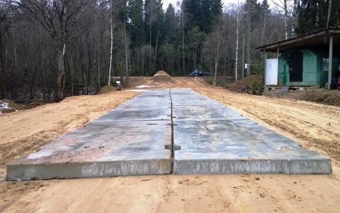 Плиты дорожные фундамент железобетонная стойка ору