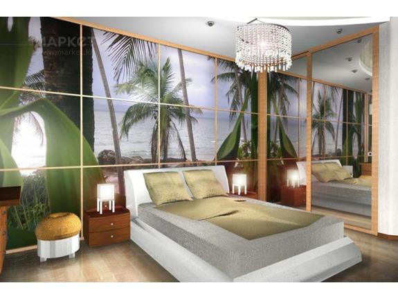 фотообои пальмы
