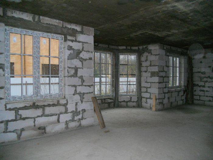 Строим дом из блоков своими руками видео фото 374