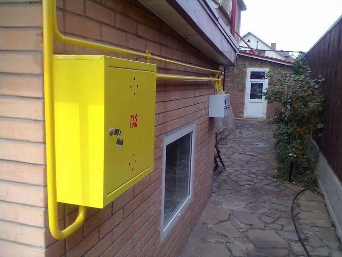Как оформить газ в частном доме